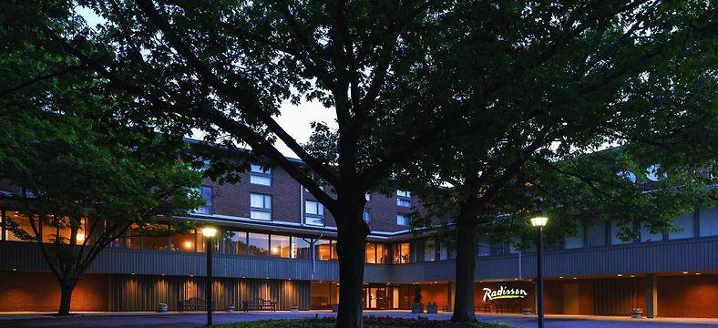 Radisson Hotel At Cross Keys Baltimore Md